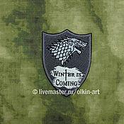 Субкультуры handmade. Livemaster - original item Patch