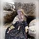 Куклы и игрушки ручной работы. кукла Нора. Наталья Черногорская (chenara). Интернет-магазин Ярмарка Мастеров. Примитивная кукла