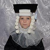 Одежда ручной работы. Ярмарка Мастеров - ручная работа Ученый (карнавальный головной убор). Handmade.