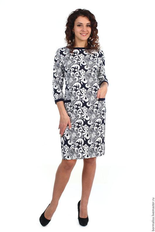 """Платья ручной работы. Ярмарка Мастеров - ручная работа. Купить Платье Kira"""". Handmade. Платье, хочу плате, трапеция"""