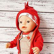 Куклы и игрушки ручной работы. Ярмарка Мастеров - ручная работа Комплект для Беби Бон Дракоша. Handmade.