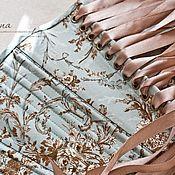 """Одежда ручной работы. Ярмарка Мастеров - ручная работа Корсет утягивающий """"Рококо"""". Handmade."""