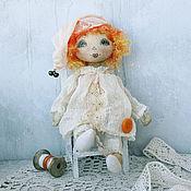 Куклы и игрушки ручной работы. Ярмарка Мастеров - ручная работа Маленький Рыжий Ангел. Handmade.