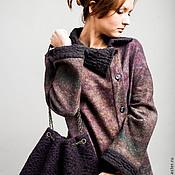 Одежда ручной работы. Ярмарка Мастеров - ручная работа валяный труакар. Handmade.