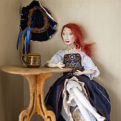Куклы и игрушки handmade. Livemaster - original item Glenn wood doll in private collection.. Handmade.