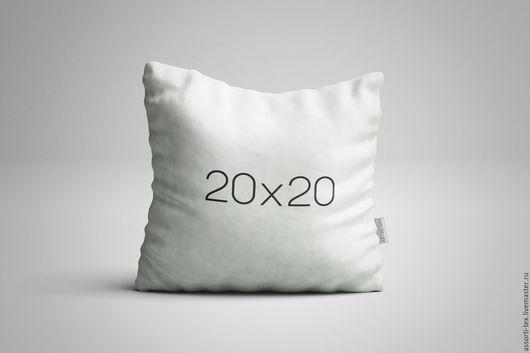 Текстиль, ковры ручной работы. Ярмарка Мастеров - ручная работа. Купить Основа под подушку  20х20. Handmade. Спанбонд