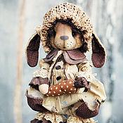 Куклы и игрушки ручной работы. Ярмарка Мастеров - ручная работа Шоколадный Зай.. Handmade.
