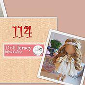 """Материалы для творчества ручной работы. Ярмарка Мастеров - ручная работа Трикотаж Белый Ангел""""114"""". Handmade."""