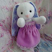Куклы и игрушки ручной работы. Ярмарка Мастеров - ручная работа Мягкая игрушка Зайчик. Handmade.
