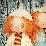 Куклы и игрушки ручной работы. Ярмарка Мастеров - ручная работа Рыжие Вешенки. Handmade.