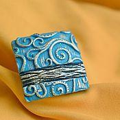 """Украшения ручной работы. Ярмарка Мастеров - ручная работа """"Silver Path"""" (Серебряные Тропы) кольцо. Handmade."""