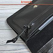 Сумки и аксессуары handmade. Livemaster - original item Leather wallet MILAN. Wallet for women. Handmade.