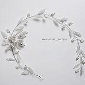 Свадебный салон handmade. Livemaster - original item Wreath