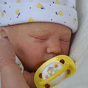 Куклы и игрушки ручной работы. Ярмарка Мастеров - ручная работа кукла реборн  realborn Logan Asleep.. Handmade.
