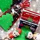 Упаковка ручной работы. Ярмарка Мастеров - ручная работа. Купить Новогодний пакет для упаковки  подарка. 2 цвета.. Handmade.
