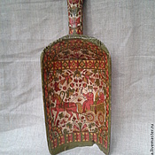 Русский стиль handmade. Livemaster - original item Scoop vintage large. Handmade.