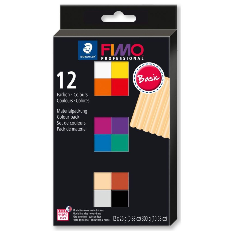 FIMO Professional базовый набор, Глина, Краснодар,  Фото №1