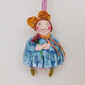 Куклы и игрушки ручной работы. Ярмарка Мастеров - ручная работа Личная фея. Handmade.