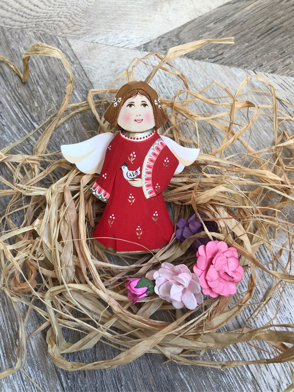 Пасхальный ангелочек, Пасхальные сувениры, Сергиев Посад,  Фото №1