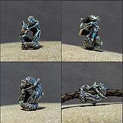 Материалы для творчества handmade. Livemaster - original item Mermaid charm. Handmade.