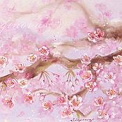 Картины ручной работы. Ярмарка Мастеров - ручная работа Интерьерная картина, картина в интерьер, картина над диваном, белый ин. Handmade.