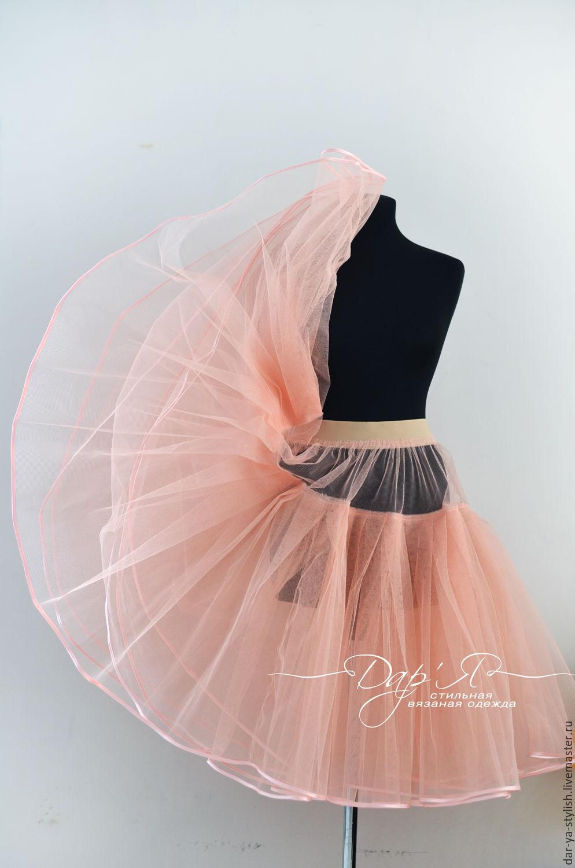Купить фатин для нижней юбки