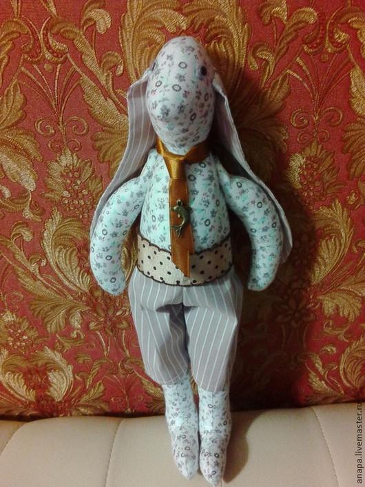 Игрушки животные, ручной работы. Ярмарка Мастеров - ручная работа. Купить Тильда кролик-заяц. Handmade. Тильда, Тильда Зайка