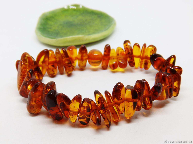Bracelet Amber coast, Bead bracelet, Gatchina,  Фото №1