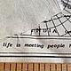 Шитье ручной работы. Заказать ткань Карта Мира. Потанина Елена Борисовна (potanina70). Ярмарка Мастеров. Ткань для рукоделия