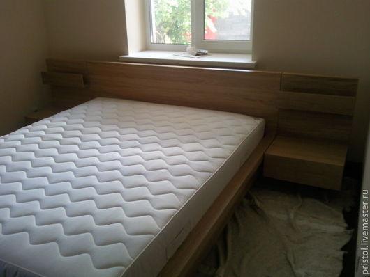 Мебель ручной работы. Ярмарка Мастеров - ручная работа. Купить Кровать на заказ. Handmade. Бежевый, кроватка, для дома и интерьера