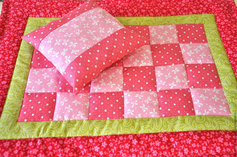 Как сшить одеяло подушку 34