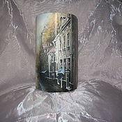 Для дома и интерьера ручной работы. Ярмарка Мастеров - ручная работа Ваза Старый город. Handmade.