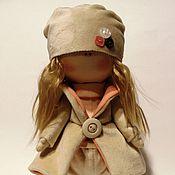 Мягкие игрушки ручной работы. Ярмарка Мастеров - ручная работа Кукла текстильная. Рост  31 см.. Handmade.