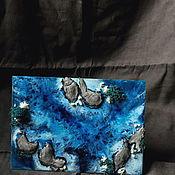 Картины ручной работы. Ярмарка Мастеров - ручная работа Картины Море. Handmade.