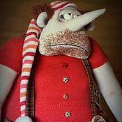 Куклы и игрушки ручной работы. Ярмарка Мастеров - ручная работа Унылое бревно. Handmade.