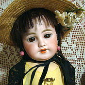 Антикварная кукла от Simon & Halbig молд 1009 DEP!