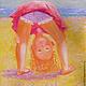 Юмор ручной работы. Ярмарка Мастеров - ручная работа. Купить ку-ку). Handmade. Море, лето, солнечное настроение