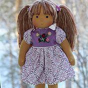 """Куклы и игрушки ручной работы. Ярмарка Мастеров - ручная работа вальдорфская кукла """"Новая Розочка"""" - 36см. Handmade."""