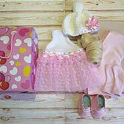 Материалы для кукол и игрушек ручной работы. Ярмарка Мастеров - ручная работа Набор для создания куколки (цвет на выбор). Handmade.