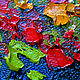 Painting with the sea 'Feast of the Sun' painting sea oil. Pictures. Multicolor Gallery. My Livemaster. Фото №4
