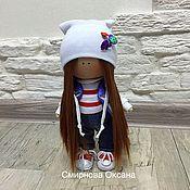 Куклы и игрушки ручной работы. Ярмарка Мастеров - ручная работа Текстильная кукла.. Handmade.