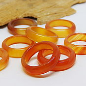 Украшения handmade. Livemaster - original item 17 Ring Carnelian agate (CA17). Handmade.