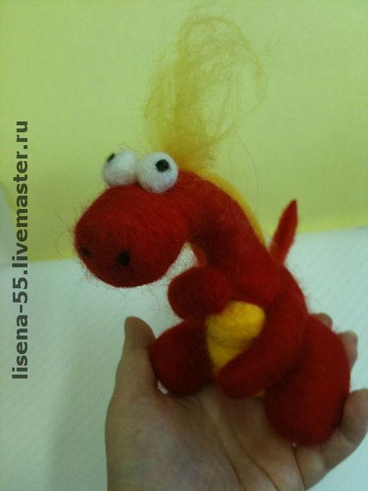 Fairy-Tale Dolls handmade. Livemaster - handmade. Buy Dragon Light.Dragon, new year of the dragon 2012