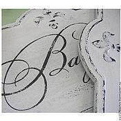 Для дома и интерьера ручной работы. Ярмарка Мастеров - ручная работа таблички для дома. Handmade.