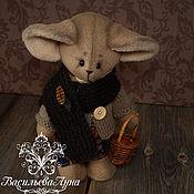 Куклы и игрушки ручной работы. Ярмарка Мастеров - ручная работа Мышка Пашка. Handmade.
