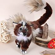 Куклы и игрушки handmade. Livemaster - original item Looking for a home! Guardian-Maxi, Weimin dog. Handmade.