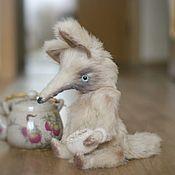Куклы и игрушки ручной работы. Ярмарка Мастеров - ручная работа Лисиц Кориц. Handmade.
