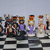 Куклы и игрушки handmade. Livemaster - original item chess pieces