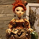 Коллекционные куклы ручной работы. Ярмарка Мастеров - ручная работа. Купить Коллекционная кукла Стимпанк Эмили.. Handmade. Коллекционная кукла