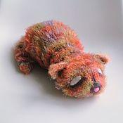 Куклы и игрушки ручной работы. Ярмарка Мастеров - ручная работа Спящий кот по имени Винегрет. Handmade.